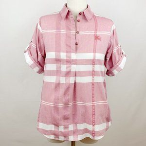 Burberry Brit Exploded Nova Check Shirt Tunic